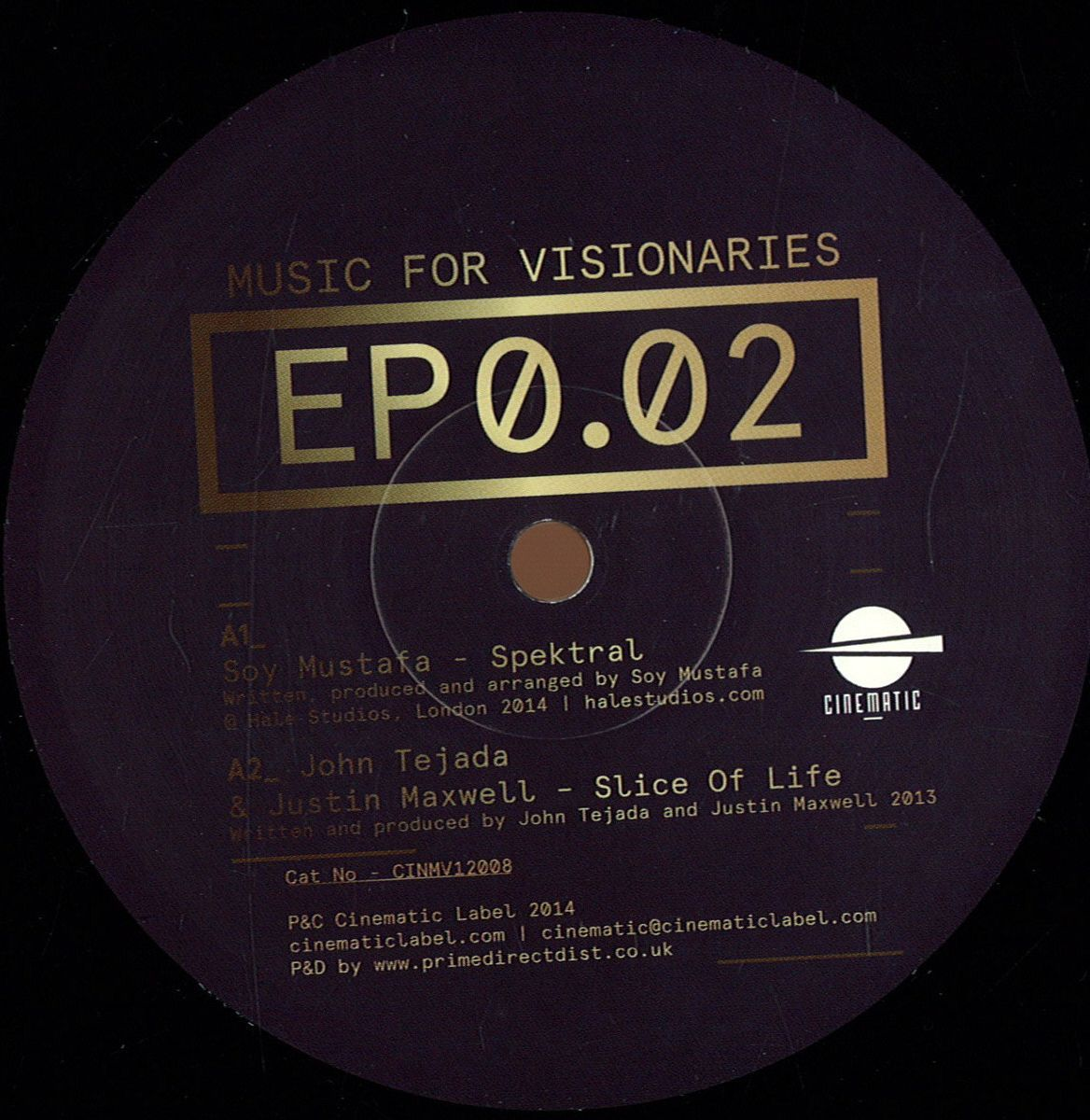 Remarkable P2 Music For Visionaries 0 02 Ep Complete Home Design Collection Papxelindsey Bellcom