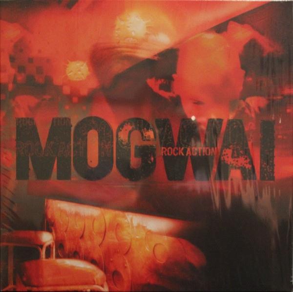 Mogwai Rock Action Southpaw Recordings Vinyl Record