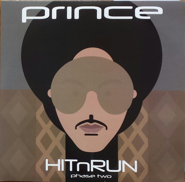 PRINCE - AAA RECORDINGS HITNRUN PHASE TWO