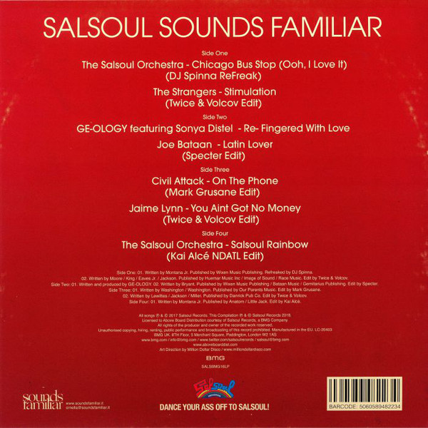 More On Salsoul Records