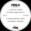 Rich Nxt/ Odd & Rosso/ Hamilton, Archie|rich-nxt-odd-rosso-hamilton-archie 1