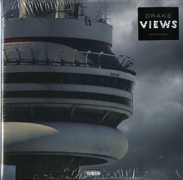 Global Views Lp: Drake Started From The Bottom AAA Recordings Vinyl Record