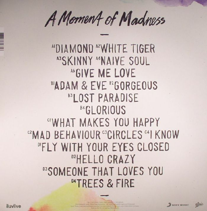 A Moment of Madness