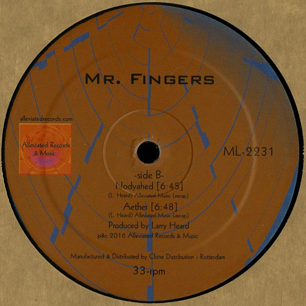 Mr fingers outer acid ep alleviated vinyl record for Acid house records