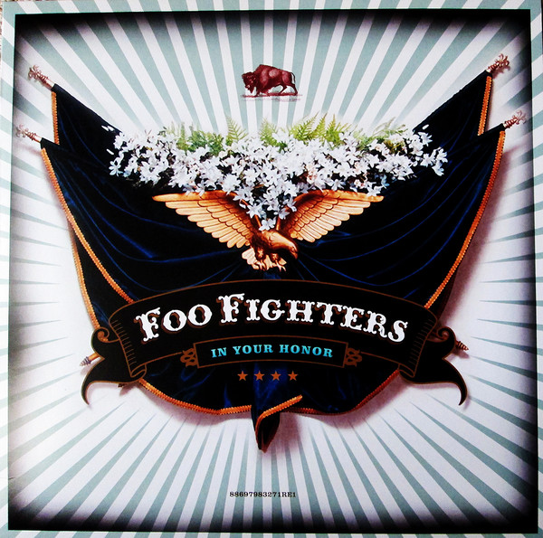 Foo Fighters In Your Honor Roswell Records Vinyl Record