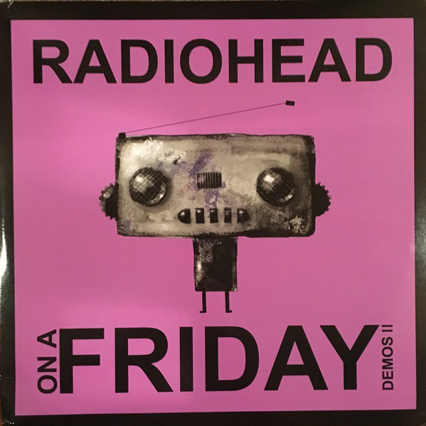 RADIOHEAD - AAA RECORDINGS ON A FRIDAY DEMOS II