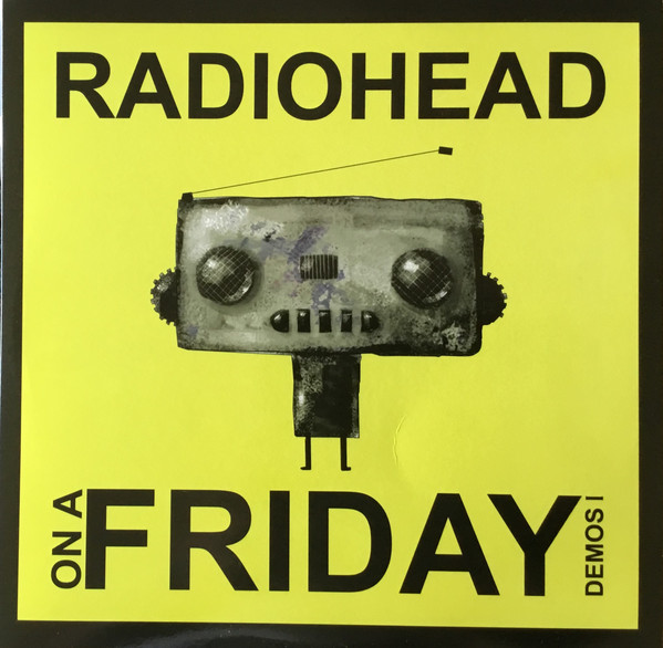 RADIOHEAD - AAA RECORDINGS ON A FRIDAY DEMOS 1