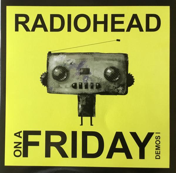 RADIOHEAD - AAA RECORDINGS ON A FRIDAY DEMOS 1